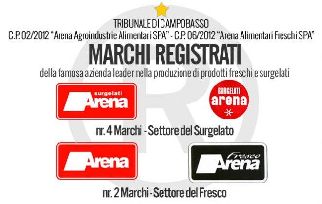 Marchi registrati arena surgelati arena - Elenco classi catastali immobili ...