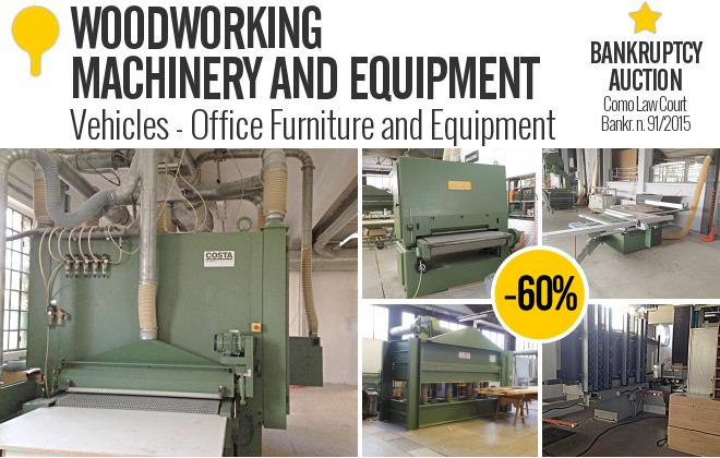 26 Beautiful Woodworking Machinery Auctions Usa | egorlin.com