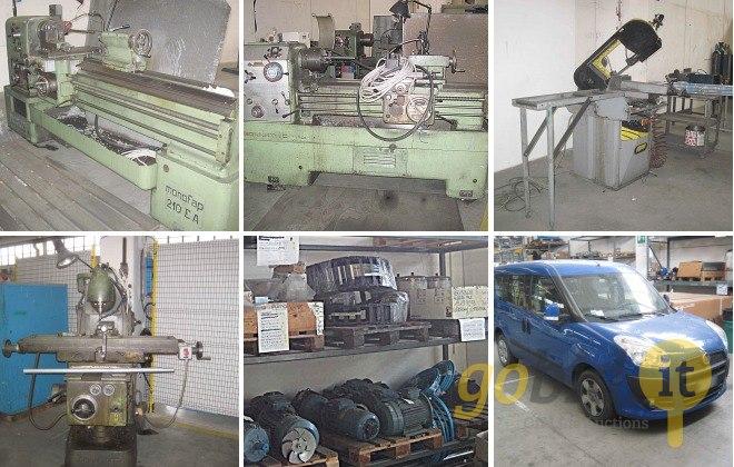 Calendario Aste Padova.Industria Meccanica Macchinari E Attrezzature Fall 5n