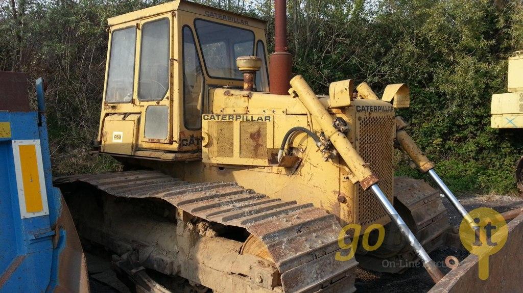 Lot Lama CAT D5B 45X | Gobid it