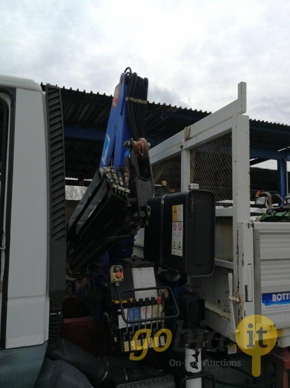 Lot IVECO Eurocargo 150E24 Truck | Gobid it