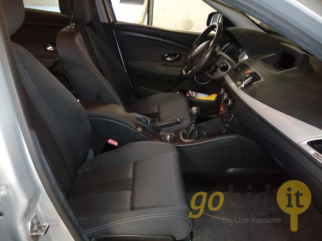 Lot Renault Megane III | Gobid it