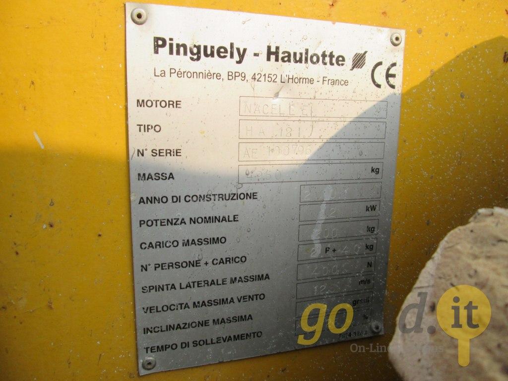 Lot Haulotte H12 Electric Platform | Gobid it