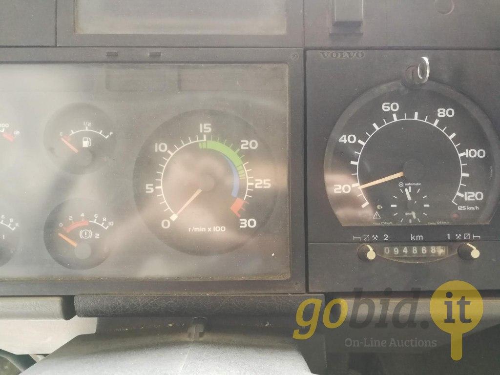 Lot VOLVO FL6 Truck | Gobid it