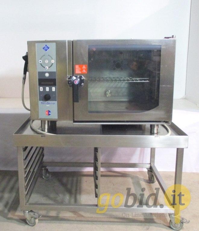 Lotto Cucina Mobile per Catering | Gobid.it