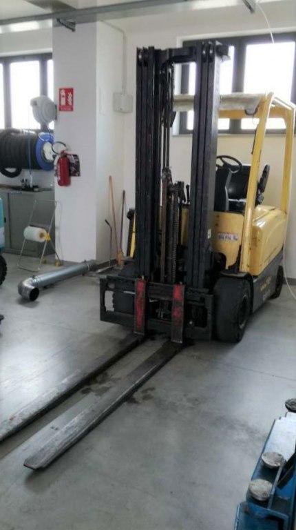Lot Forklift | Gobid it